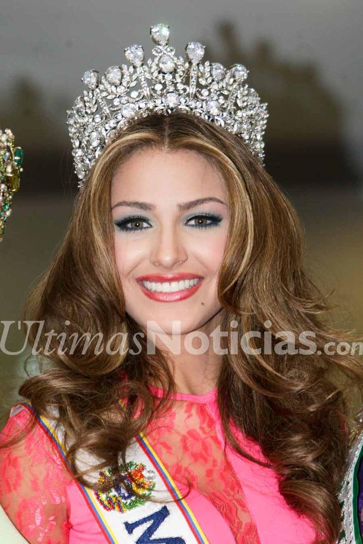 Miss Venezuela 2013, Migbelis Castellanos. Foto: Jesús Gil/GÚN