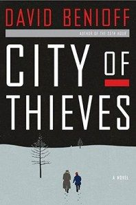 Over the weekend, my book club met at Serena's house for a cookout and to discuss our selection of the month, City of Thieves by David Benioff. Since the book was one I'd nominated, I …