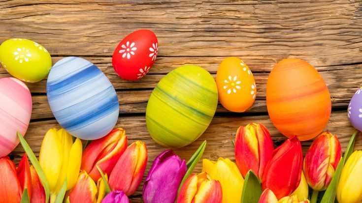 A List Of The Most Beautiful Easter Wallpapers Easter Wallpaper Easter Printables Free Easter