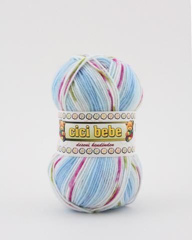 Cicibebe 595-02 - Blueberry Sprinkles
