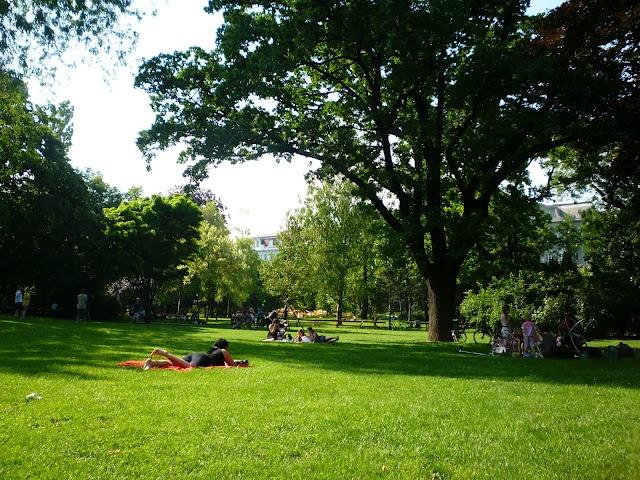 Summertime is parktimeWien Wenen, Vienna, Vienna Parks, Dreamy Destinations