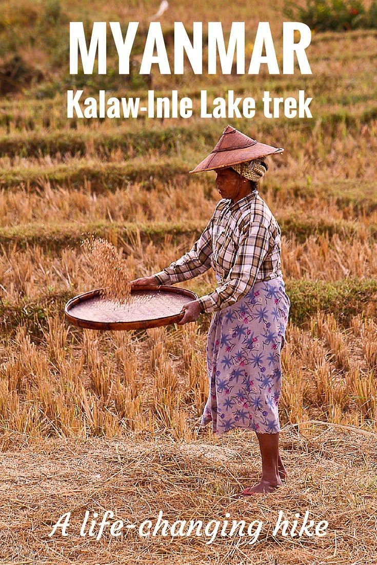 One thing we really wanted to do in Myanmar was the 3-day 50km trek from Kalaw to Inle Lake. It ended up being the #1 highlight of the trip!: