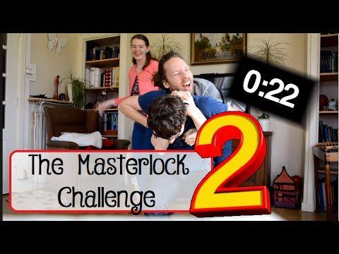 USING NEW METHODS!! - The Masterlock challenge 2 - YouTube