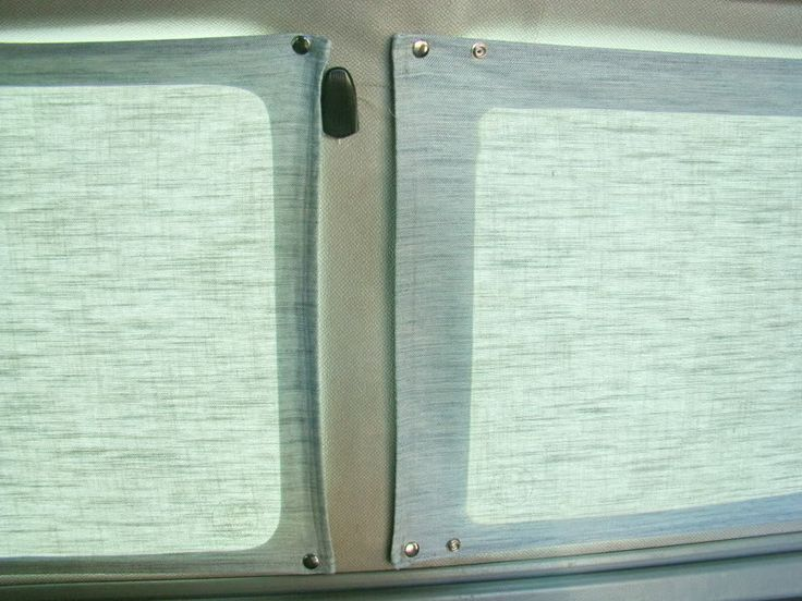 Great forum for VW bus curtains