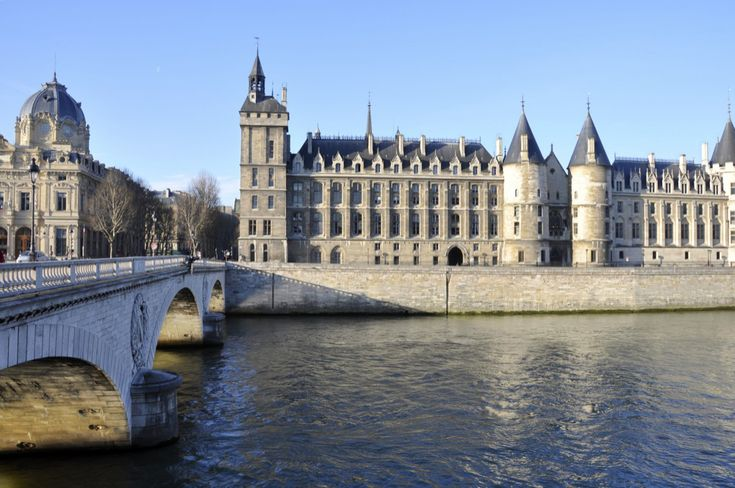 The Conciergerie looks every inch the forbidding medieval fortress. However, much of the façade was added in the 1850s, long after Marie-Antoinette, Danton and Robespierre...