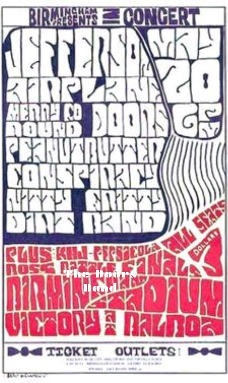 https://www.facebook.com/The-Doors-Band-1643222725925549/  El 20 de mayo 1967 (sábado), la banda americana de Rock-Psicodélico, Rock-Blués The Doors se presenta en el Birmingham Escuela Secundaria Estadio Van Nuys, California.   Antes de su concierto en el Whisky A Go Go esta noche, The Doors se presenta en el estadio de fútbol de Birmingham High School en Van Nuys, California Este es el primer fin de semana deThe Doors, gerente Bill Siddons con la banda. Además de los grupos mencionados…