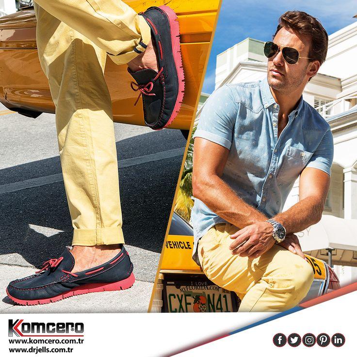 Modern, şık ve rahat tasarımlar... #Komcero #ayakkabı #trend #fashion #moda #AyağınızdakiEnerji