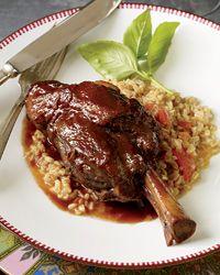 ... Braised Lamb on Pinterest | Braised lamb shanks, Lamb recipes and Lamb