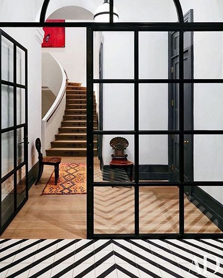 """deborah osburn on Instagram: """"Get ready for this one – the entryway of @naomiwatts home featuring a custom clé tile. Interiors designed by the incredible @ashe_leandro - We are absolutely honored  If you want to see the rest of Naomi Watts and Liev Schreiber's New York Apartment the link is in our profile. Thank you @archdigest and thank you @thefacinator for taking such gorgeous photos. #cletile"""""""