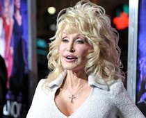 Dolly Parton's new live CD/DVD available at Cracker Barrel locations