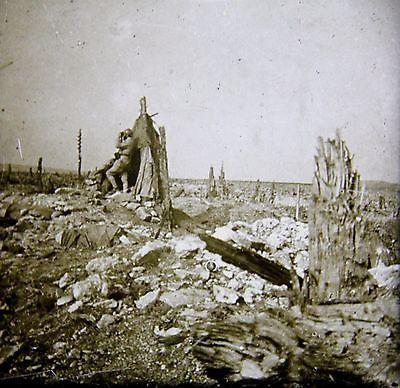 WWI, Vaux, observation post