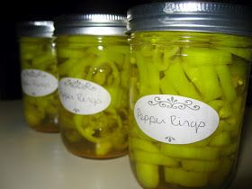 I love pepper rings on my sandwiches. I even craved them when I was pregnant and would eat them straight out of the jar. I often find that o...