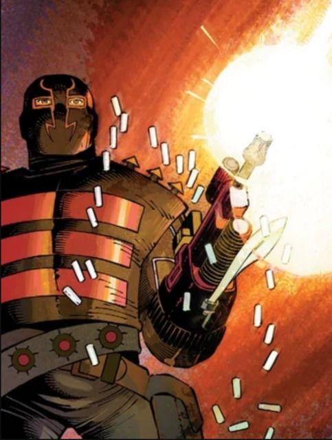 KGBeast (Character) - Comic Vine   DC Comics: Villians   Batman