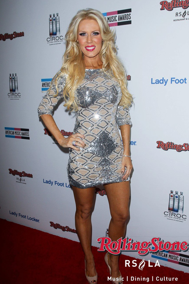 Gretchen Rossi at The Official Rolling Stone Magazine 2011 @AMAs After Party at #RollingStoneLA