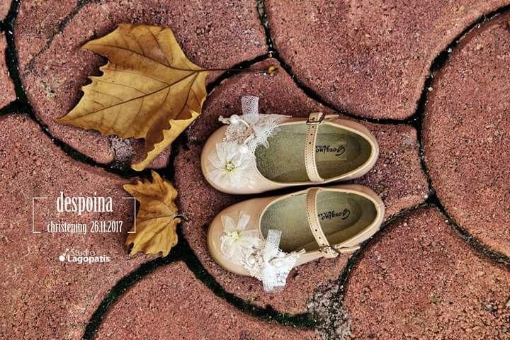 #christening #baptism #autumn #babyshoes #christeningshoes #girlshoes #babygirl #christeningphotography #christeningphotographer  www.lagopatis.gr