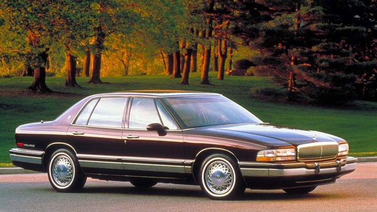 History and heritage: 1991 Buick Park Avenue