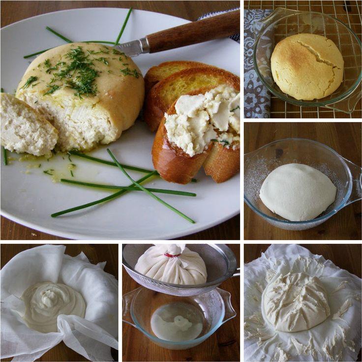 Všemožné sýry vyráběné bez mléka