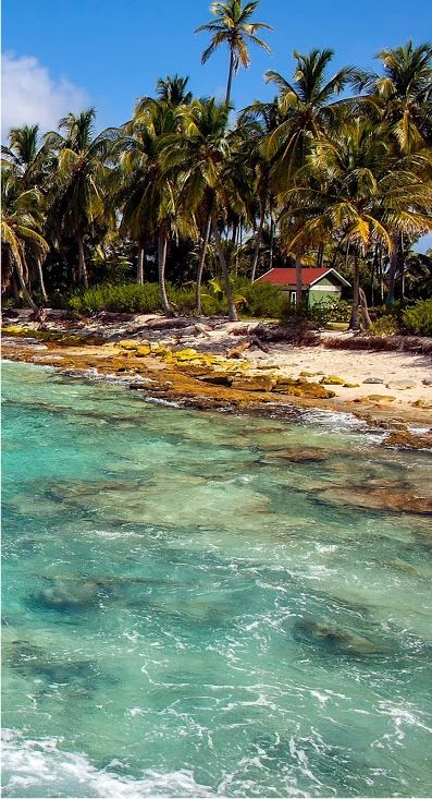 San Andrés Islas, Colombia http://www.lastfrontiers.com/colombia/regions/san-andres-and-providencia