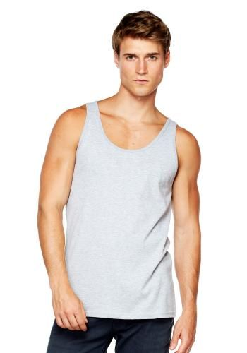 Bella + Canvas unisex jersey tank {made in the usa}
