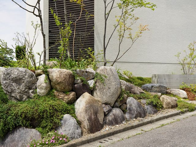 石積・復元の家|Premium Design Selection|戸建住宅|積水ハウス