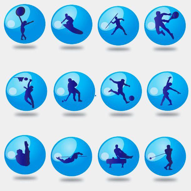 Free Sports Icons Sport Icon Free Sport Icon Set