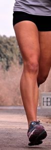 Numbness in the front of the leg can be from an entrapment of the femoral nerve... something to look into...