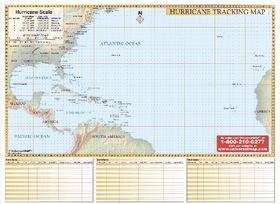 Hurricane tracking map <3