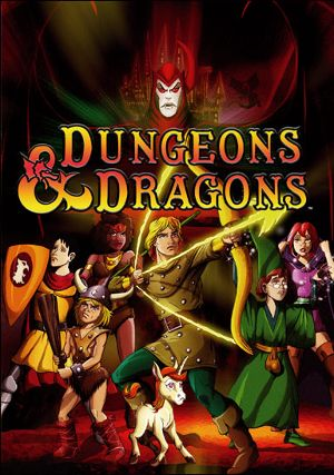 Dungeons & Dragons (TV series) - Wikipedia