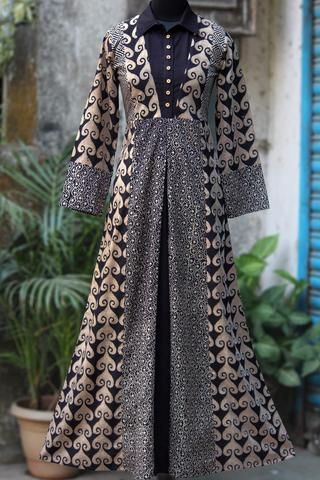shirt & pleat dress - coal heart & fawn love