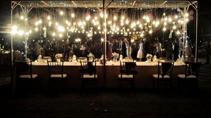 Bridal Table by Amara Universe
