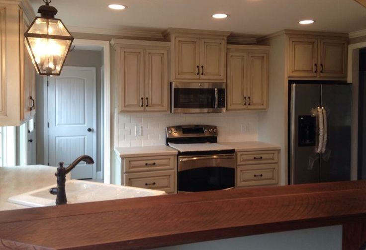 Best Glazed Cabinets In Agreeable Gray Grey Kitchen Cabinets 640 x 480