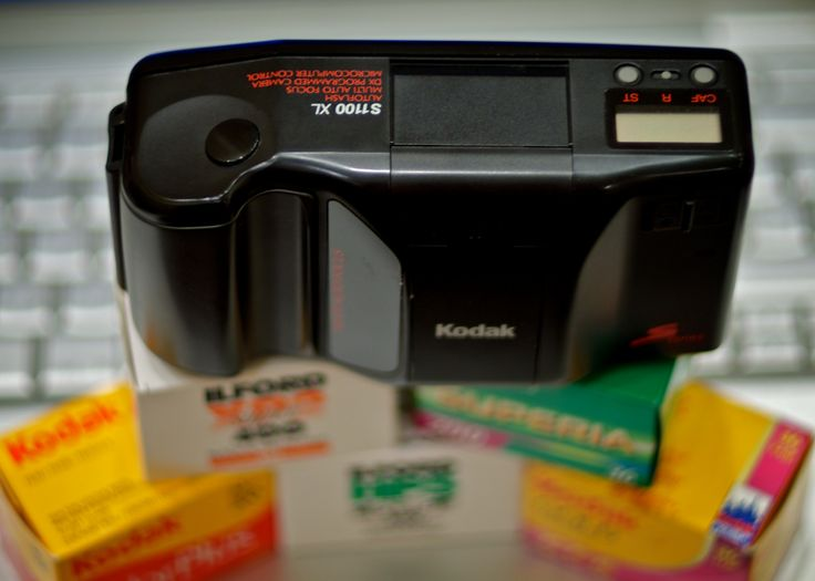 Kodak S1100 XL by Andrew Barkhatov on 500px