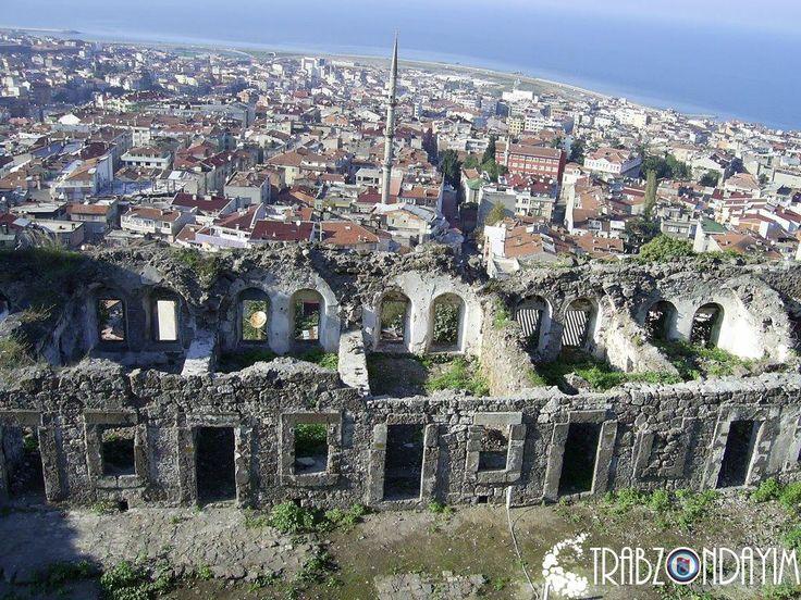 Trabzon Kızlar Manastırı #Trabzon #Kizlar #Manastiri