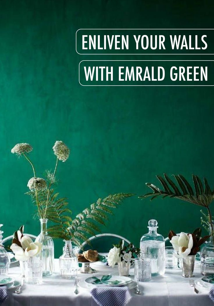25 Best Ideas About Emerald Green Decor On Pinterest