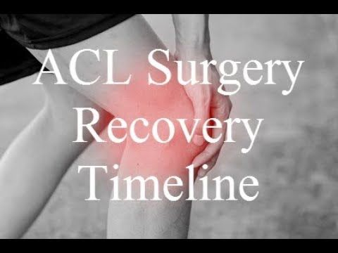 Your ACL Recovery Timeline After Surgery - Learn the 5 Key Phases - ACL Injury Recovery and Rehabilitation