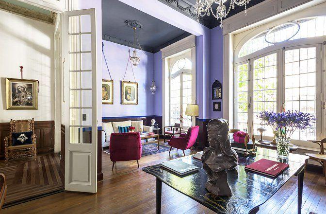 Casa Roberto, Montevideo, Uruguay | small luxury hotels, boutique hotels