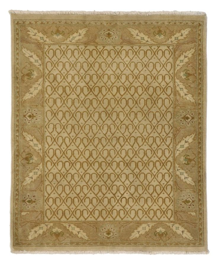 Vintage Indian Rug with Modern Traditional Style  | From a unique collection of antique and modern indian rugs at https://www.1stdibs.com/furniture/rugs-carpets/indian-rugs/