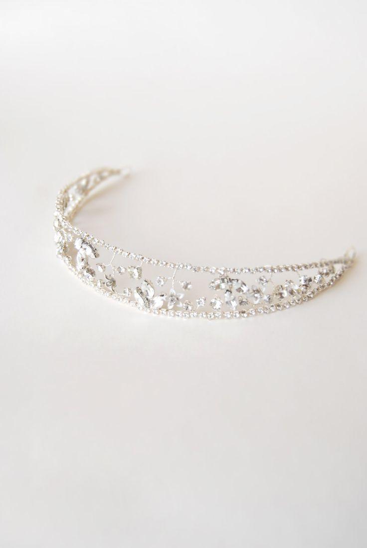 We wedding headpiece jewellery - Beautiful Bridal Crown