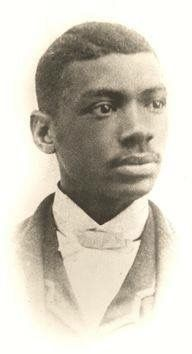 W.C. Handy, Father Of The Blues, circa 1892.  Born in Florence, Alabama, November 16, 1873.