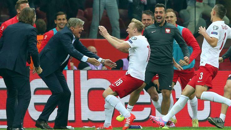 Euro 2016 comment: Led by lethal Lewandowski - Poland are the dark horses of Euro 2016   Goal.com