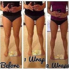 thigh gap it works wrap - Google Search