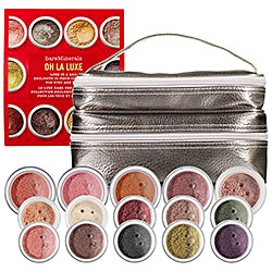 Bare Escentuals has the best eyeshadows! Great pigment and shimmer!  Worth the price!