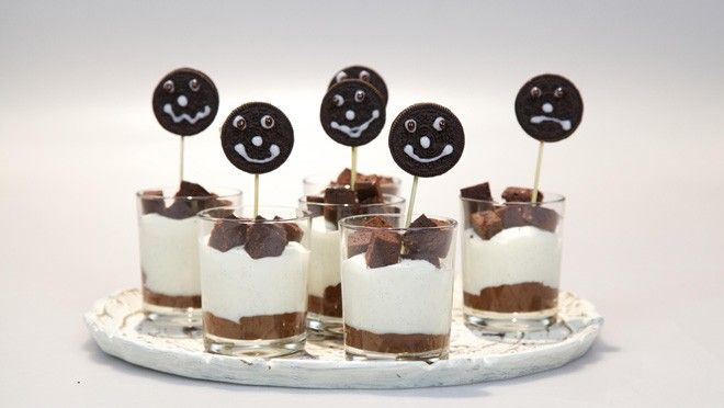 Chocolate cookie flip - Rudolph's Bakery | 24Kitchen