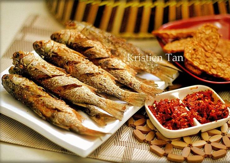 Ikan Belanak Goreng Bawang ala Semarang'an mudahh lezat