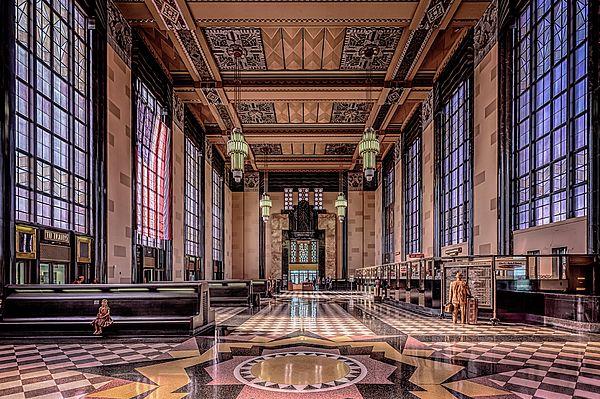 The Durham Museum, Omaha, Nebraska - Union Station Great Hall