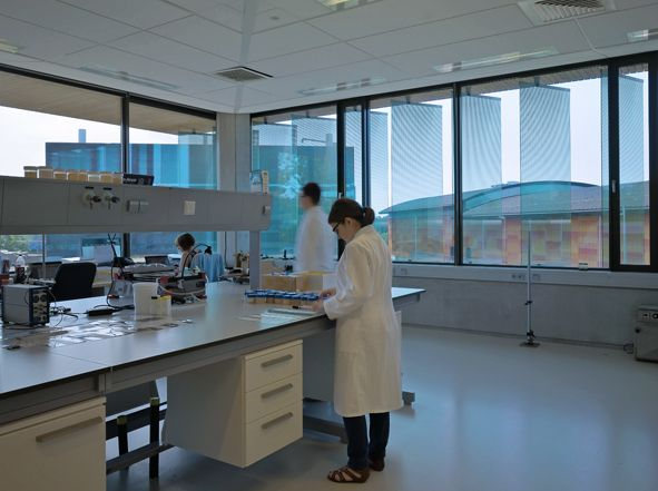 Matrix VI Science Park Amsterdam