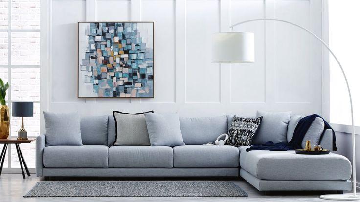 Home :: Furniture :: Lounges :: Modular Lounges :: Hammar Fabric Modular Sofa