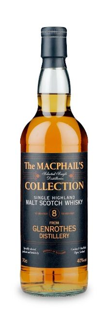 The Glenrothes 8 Years (The Macphail's Collection)