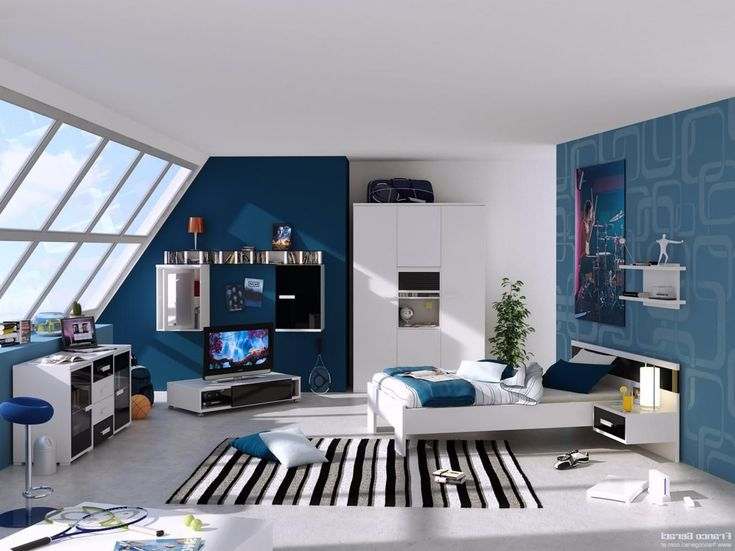 15 Awesome Tricks of How to Improve Modern Teen Boy Bedroom