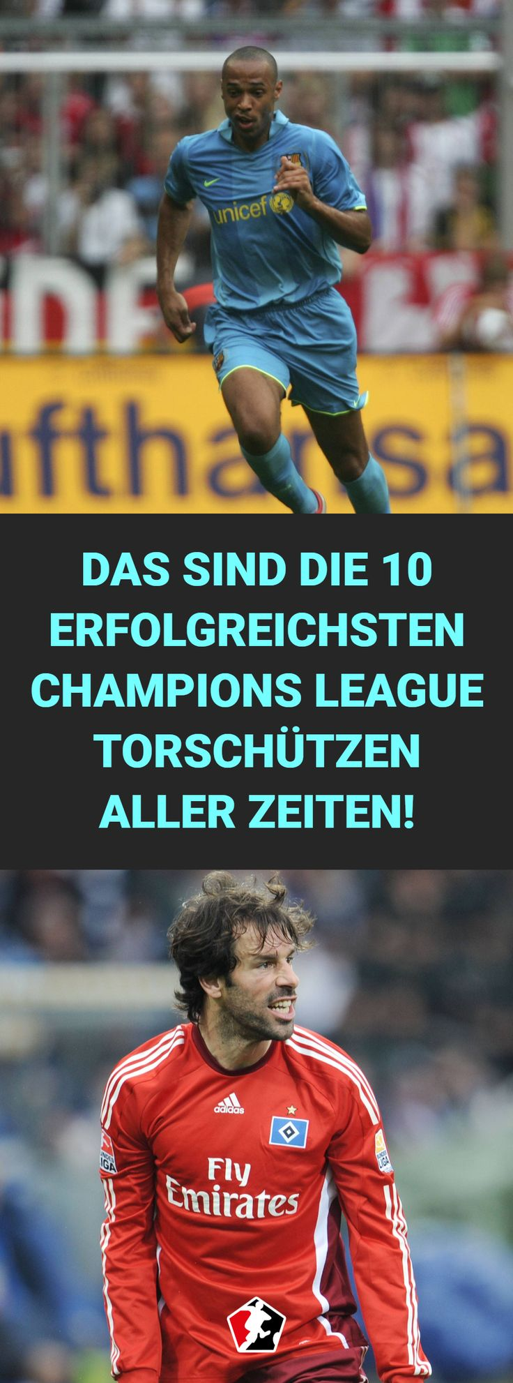 Torschützen Champions League